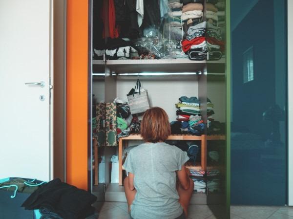 čiščenje omare