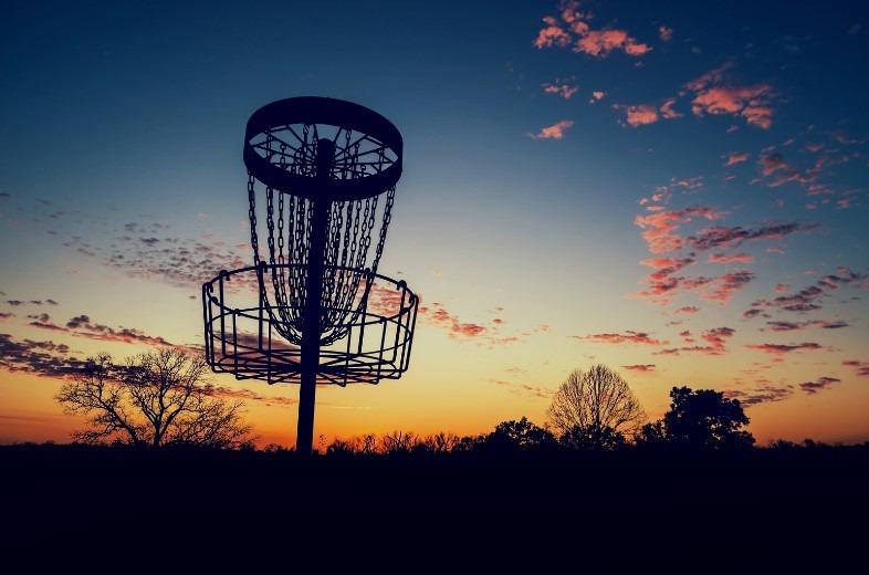 golf disk